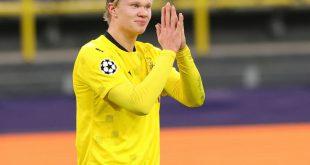 Erling Haaland trifft doppelt bei Dortmunds 3:0-Sieg