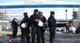 Reul spricht über das Polizeiaufgebot bei Spielen