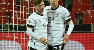 Lob für die Chelsea-Spieler Timo Werner und Kai Havertz