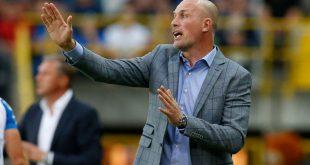 Brügges Cheftrainer Philippe Clement