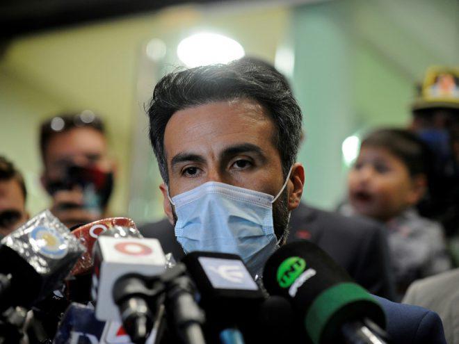 Ermittlungen gegen Leopoldo Luque aufgenommen