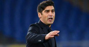 Paulo Fonseca ist seit 2019 Trainer in Rom