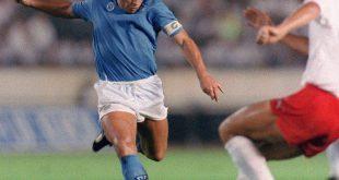 Ottavio Bianchi war Maradonas Trainer in Neapel