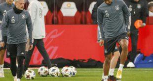 Uduokhai(r.) gelassen vor möglichem Debüt beim DFB