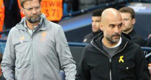 Klopp (l.) und Guardiola begrüßen Pläne zur Fanrückkehr