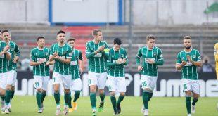 Aufsteiger VfB Lübeck feiert den zweiten Saisonsieg