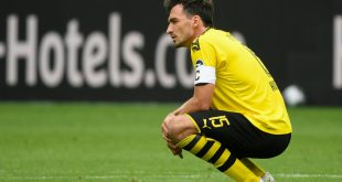 Noch ist fraglich, ob Hummels gegen die Bayern spielt