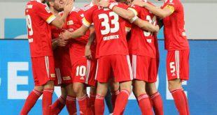 Union Berlin feiert höchsten Bundesligasieg