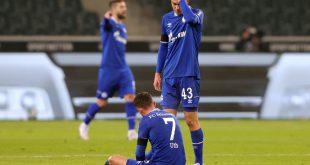 Schalke 04 verliert auch bei Borussia Mönchengladbach
