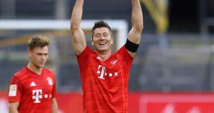 Nächste Auszeichnung für Bayerns Superstürmer