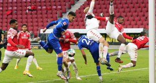 Mainz 05 und Schalke 04 trennen sich 2:2