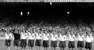 1942 findet das letzte Spiel unter dem Nazi-Regime statt