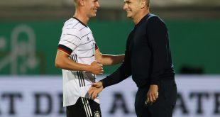 Krüger fehlt Kuntz gegen Wales