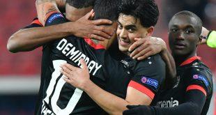 Europa League: Leverkusen marschiert weiter