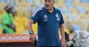 Er muss gehen: Flamengos Coach Domenec Torrent