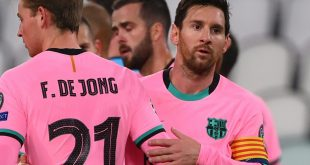 FC Barcelona: Ohne Messi und de Jong nach Kiew