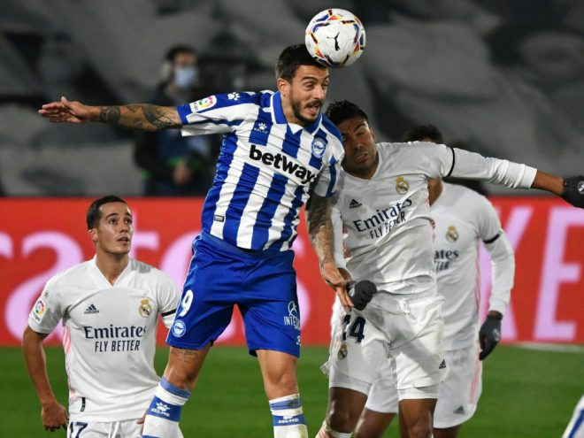 Real Madrid ist nun seit drei Spielen ohne Sieg