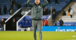Trainer Hasenhüttl und Southampton sind Tabellenführer