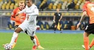 Plea traf im Hinspiel dreifach für die Borussia