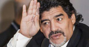 Von Diego Maradona stammen einige legendäre Zitate