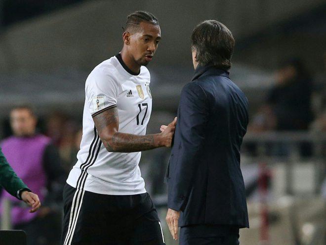 Löw bleibt Bundestrainer: Boateng begrüßt Entscheidung