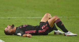 Dani Carvajal verletzt sich erneut