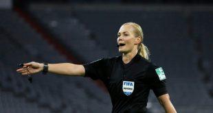 Beim Supercup feierte Bibiana Steinhaus ihren Abschied