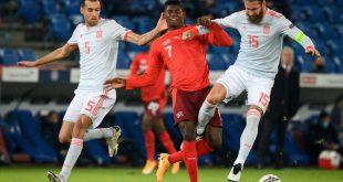 Spanien spielt gegen Deutschland ohne Busquets (l.)
