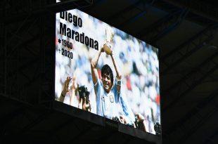 Argentinien weint um Diego Maradona