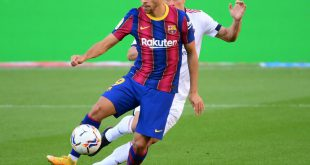 Martin Braithwaite brachte Barcelona in Führung