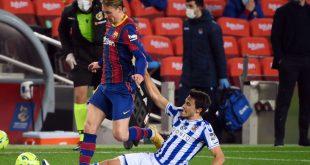 De Jong (l.) erzielte den Siegtreffer