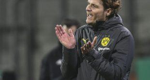 Der BVB musste sich den Sieg schwer erarbeiten