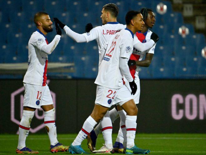 Paris Saint-Germain gewinnt beim HSC Montpellier