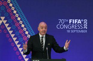 FIFA-Präsident Infantino äußert sich über Superliga