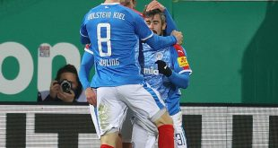 Kiel schlägt Bochum, auch Düsseldorf gewinnt