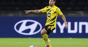 Guerreiro fällt wohl für Frankfurt-Spiel aus
