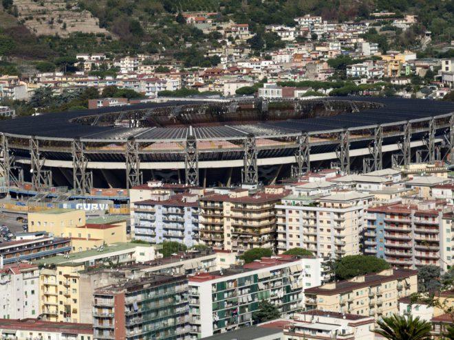 Neapels Stadion wird nach Klub-Ikone Maradona benannt