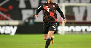 Sane wird für die Bayern von Beginn an spielen