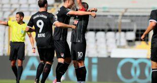 Türkgücü München bezwingt den SC Verl 1:0