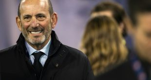 MLS-Boss Garber verkündet Verluste