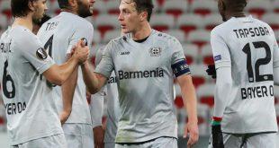 Bayer will den Gruppensieg gegen Slavia Prag erringen