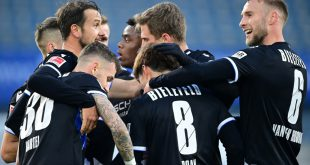 Arminia Bielefeld bejubelt zweiten Saisonsieg