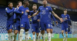Der FC Chelsea steht an der Spitze der Premier League