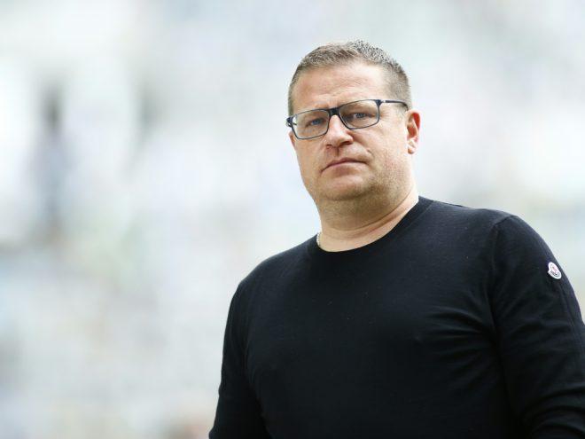 Borussia Mönchengladbachs Sportdirektor Max Eberl