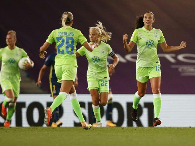 Der VfL Wolfsburg bezwang Spartak Subotica deutlich