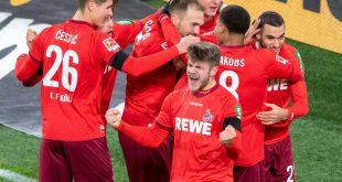 Köln erkämpft sich einen Punkt gegen Wolfsburg