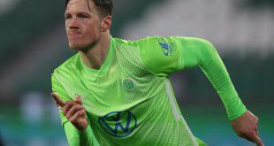 Wout Weghorst und Wolfsburg eine Runde weiter