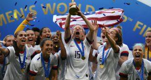 US-Weltmeisterinnen erzielen Teileinigung mit Verband