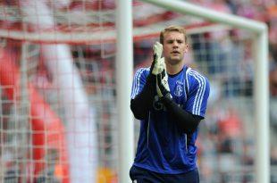 Neuer traurig über Entwicklung von Schalke