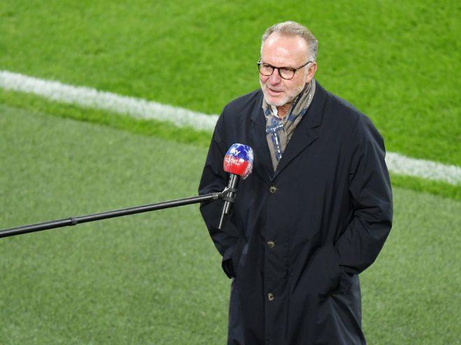 Karl-Heinz Rummenigge mit Kritik an Joachim Löw
